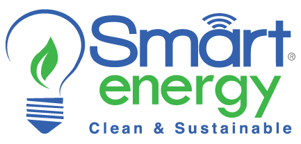 Smart Energy | Clean & Sustainable Logo